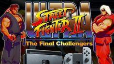 Ultra Street Fighter 2: Un nuovo trailer