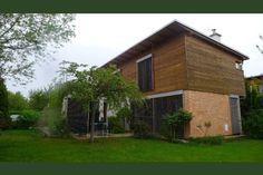#Дом_Словакия_продажа, пригород Братиславы, Словакия Cabin, House Styles, Home Decor, Decoration Home, Room Decor, Cabins, Cottage, Home Interior Design, Wooden Houses