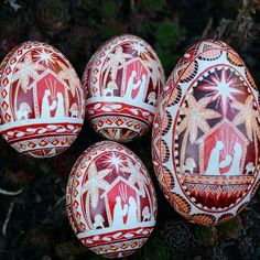 search in my shop by Nativity. you will find many chicken and goose eggs