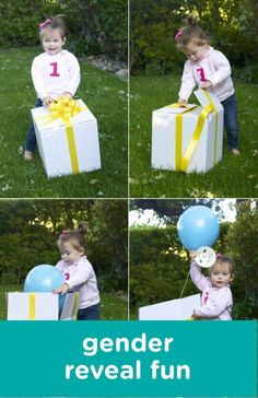 We cannot get enough of cute gender reveal ideas. Get inspired to announce your baby is on the way!