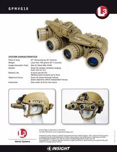 Quad Night Vision Goggles