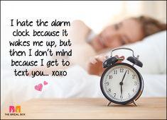 Good Morning Love SMS - I Don't Mind