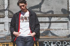 New York-based label Acapulco Gold has released their Spring 2015 lookbook.