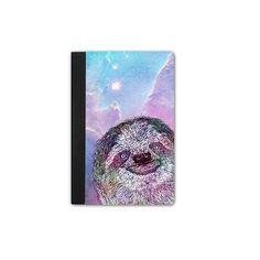 IPad Mini Galaxy Sloth Pink - iPad Mini Tablet Case Vers 1,2,3