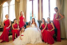 Ein Karnevals-Inspired Hochzeit in Venedig, Italien