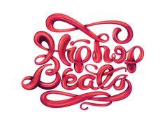 Inspiration liquide, ou jello! #typeface