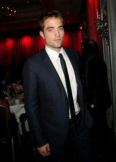 Celeb Diary: Robert Pattinson @ 2013 Australians in Film Awards Gala
