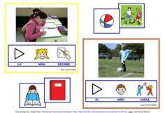 El libro de los niños - Lámina 3. http://informaticaparaeducacionespecial.blogspot.com.es/2009/05/libros-para-hablar-libro-de-los-ninos.html
