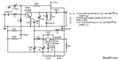 Index 16 - Audio Circuit - Circuit Diagram Circuit Diagram, Ham Radio, Audio, Technology, Tech, Tecnologia, Engineering