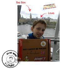 Le Jo du mois - Louis à Londres   Jo et Moi