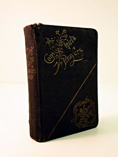 The Convent Girl's Prayers  1894  Religious Devotional Guide by KentonCollectibles, $75.00