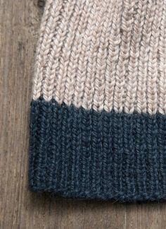 Icehouse Hat - Blue Sky Fibers