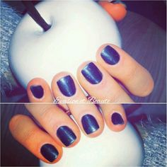 Remplissage gel + gelcolor by opi effet cat eyes Shades of grey, opi, cat eyes nail