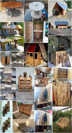 Dreamy Pallet Ideas to Reuse Used Wood Pallets: Are you search of some dreamy ideas of reusing the wood pallet concepts into something that is really inspiring and impressive? Palet Projects, Pallet Projects Signs, Outdoor Pallet Projects, Pallet Crafts, Pallet Ideas, Wood Projects, Woodworking Projects, Backyard Projects, Diy Crafts