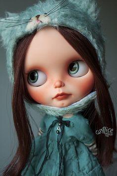 Blythe Doll Aria   Flickr - Photo Sharing!