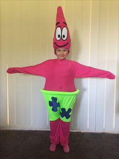 Patrick (SpongeBob) Costume DIY