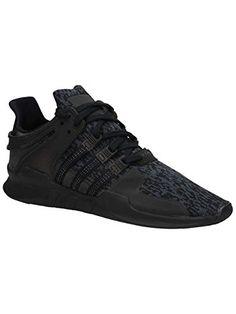 Adidas EQT Support ADV Basket Mode Homme - noir - Noir (Negbas Negbas  4671dba02a085