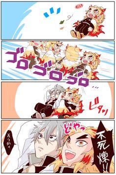 Imágenes random de Kimetsu no Yaiba Anime Chibi, Manga Anime, Anime Demon, Kawaii Anime, Anime Art, Anime Bebe, Slayer Meme, Familia Anime, Demon Hunter