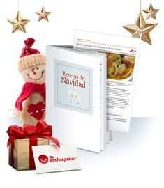 Recetas para las fiestas de Navidad paso a paso. Recetas originales y tradicionales, para todos los gustos.