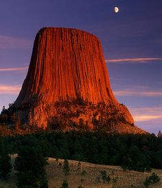 Devils Tower ...Amazing place!!!!
