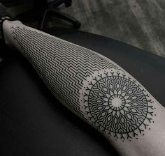 Dead meat tattoo