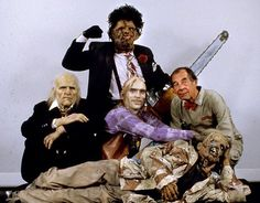 Texas Chainsaw Massacre 2 release coming from Scream Factory in 2016!