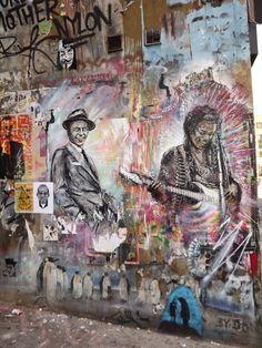 Street Art By MsFiggis
