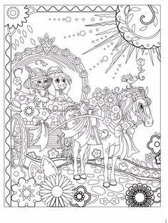 Marjorie Sarnats Pampered Pets New York Times Bestselling Artists Adult Coloring Books Sarnat