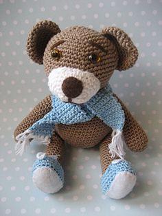 Teddy ~ free pattern