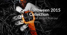 I've got 3 new designs available for Halloween,... 9 Lives, Night of the Living Deb, and Dread Bop Blues.