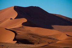 Namib-Naukluft Park, Namíbia