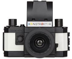 Bouw je eigen spiegelreflexcamera voor maar 35 euro