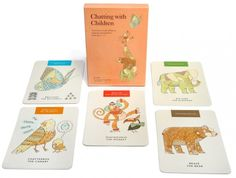 Chatting with Children resource cards for helping children's communication skills. Read my review at http://www.davidsavage.co.uk/educational/i-can-chatting-with-children-review/