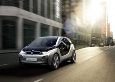 BMW i3.