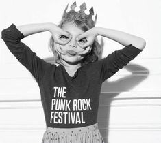 Paul Frank, Punk Rock Festival, Fashion News, Kids Fashion, Fashion Games, Fashion Clothes, Fashion Dresses, Fashion Trends, Punk Rock Princess