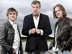 Top Gear - UK. the funnies show to ever be!