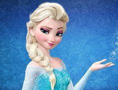 This Is What Disney Princesses Look Like Without Makeup. - Elsa Without Makeup Frozen Disney, Elsa Frozen, Frozen Cartoon, Walt Disney, Frozen 2013, Disney Magic, Frozen Images, Frozen Photos, Frozen Pictures