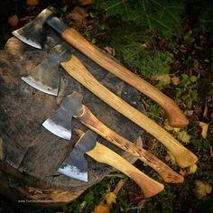 Paul Krzyszkowski Finnish woodsman's axe, Hunter's axe, camp hatchet, kindling hatchet