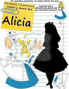 Alicia 2 mama Eva