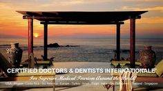BOARD CERTIFIED MEXICO DENTAL ASSOCIATION offers the best dentists in all the great Mexican dental vacation places. With our new CERTIFIED DOCTORS & DENTISTS INTERNATIONALE' you can enjoy the best medical tourism worldwide! (BOARD CERTIFIED MEXICO DENTAL ASSOCIATION)