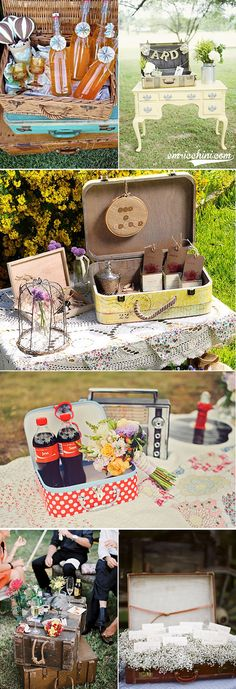 my engagement party soiree' Vintage Wedding Theme, Our Wedding, Vintage Love, Vintage Decor, Ideas Originales, Wedding Mood Board, Love Is Sweet, Diy Projects To Try, Celebrity Weddings