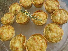 La Juani de Ana Sevilla: Pastelitos de patata. Tienen una pinta buenísima.