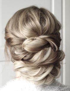 wedding hair , braut frisur , updo , hairstyle