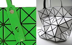 7f2f79f3de3b In love with Pleats Please bag by Issey Miyake!