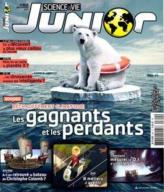 Science et junior 300, septembre 2014