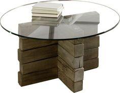 FMD Möbel 645-001 Beistelltisch Elisa, (B/H/T) 36 x 42 x 36 cm ...