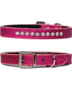 Custom colour shades dog collar with a candy finish sparkling with rhinestones. Colour Shades, Catwalk, Collars, Candy, Couture, Stylish, How To Wear, Accessories, Fashion
