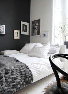 Interiors | Black, White & Grey