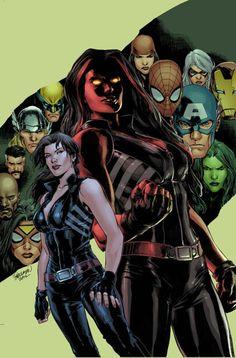 Carlos Pagulayan - Red She-Hulk