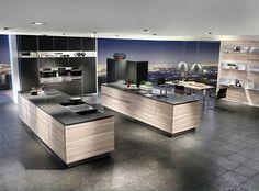 Double Island kitchen design format